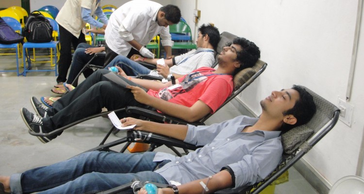 Swabhiman – Blood Camp